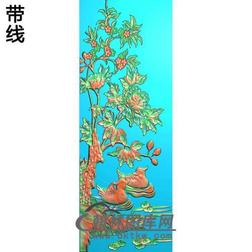 MLZJ-7011靠背菊花(宝根)带线(JH-235)