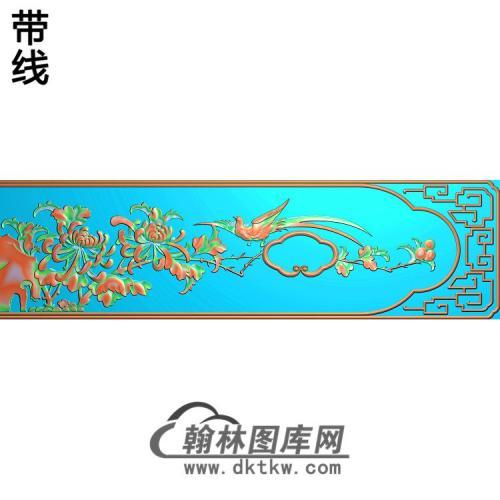 百年好合五斗柜-932菊花(JH-238)