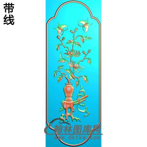 大衣柜菊花(223x608)(JH-244)