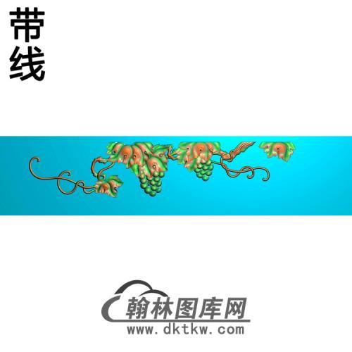 床扶手精雕图(PT-014)