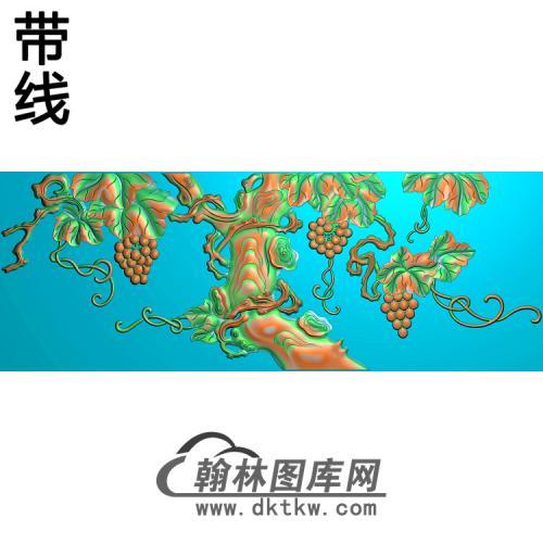 花草003_AUTOSAVE精雕图(PT-018)