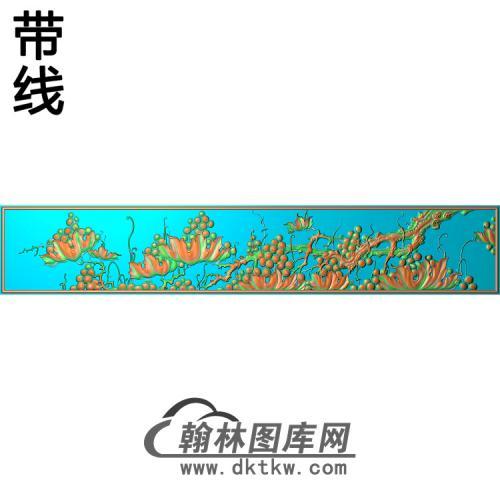 上围板精雕图(PT-032)