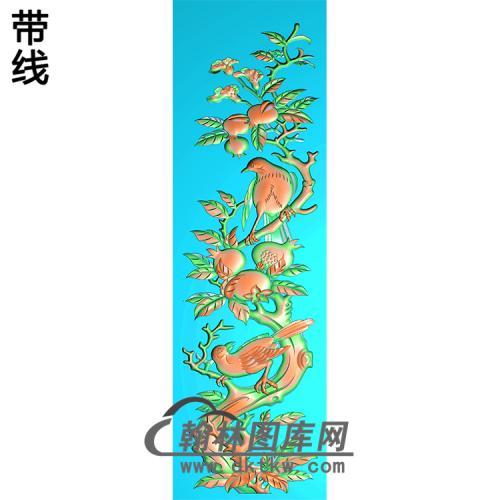 HD-194-花草动物系列精雕图(ZHN-070)