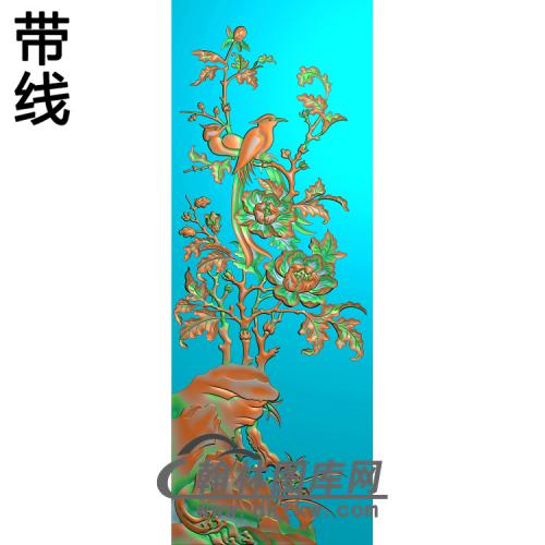HN-481-花鸟精雕图(ZHN-112)