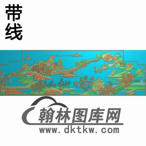 CTBB-2006椅背板精雕图(CTBB-015)