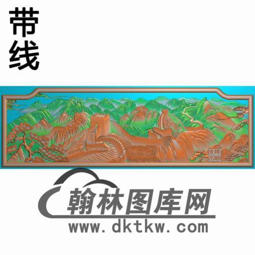 SSJZ-2000西湖湖心亭精雕图(CTBB-027)
