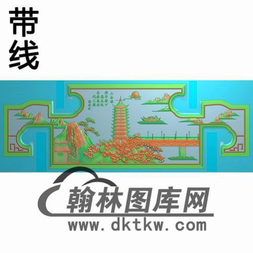 YX-005-上屏精雕图(CTBB-030)