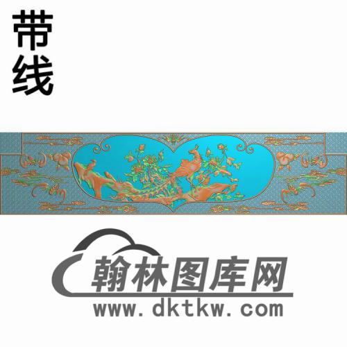 YX-010-下屏精雕图(CTBB-031)