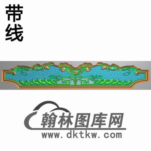 扶手面 (2)精雕图(FS-076)