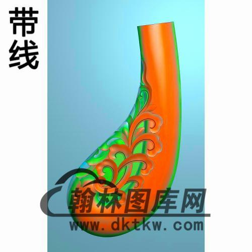 皇宫椅扶手(新)小精雕图(FS-098)