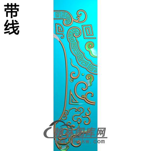 TJYB-453-腿精雕图(HJ-015)