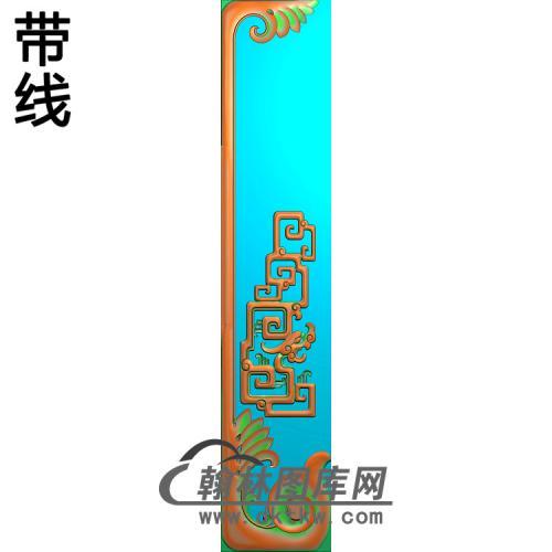 TJYB-1347-大如意大茶几脚精雕图(HJ-023)