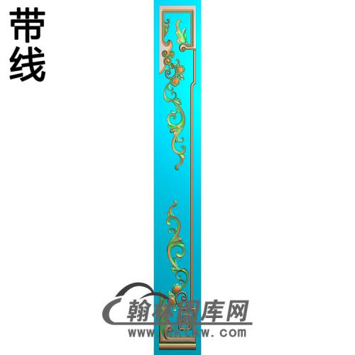TJYB-2022花鸟沙发脚精雕图(HJ-028)