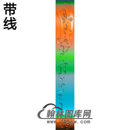 TJYB-2027钩仔沙发脚精雕图(HJ-029)