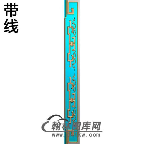 TJYB-7012平几牙板带线精雕图(HJ-033)