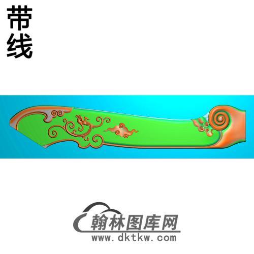 百福脚精雕图(HJ-039)
