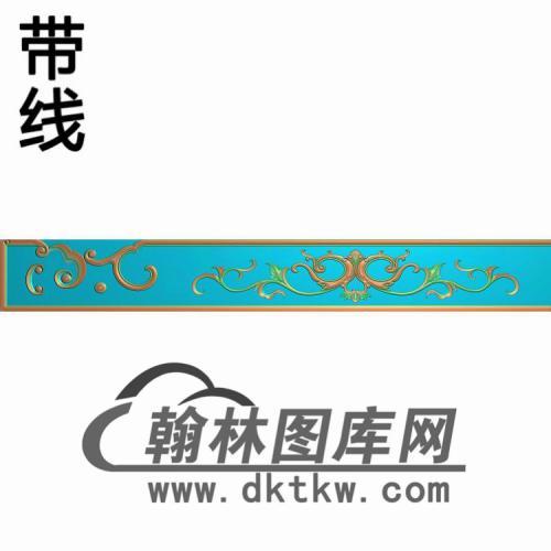 TJYB-1296-牙板精雕图(YB-104)