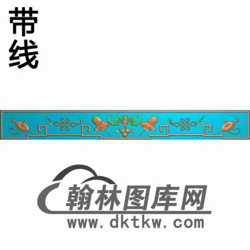 TJYB-1307-正牙板精雕图(YB-109)