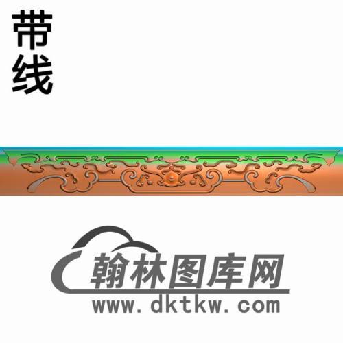 TJYB-1310-云前板精雕图(YB-112)