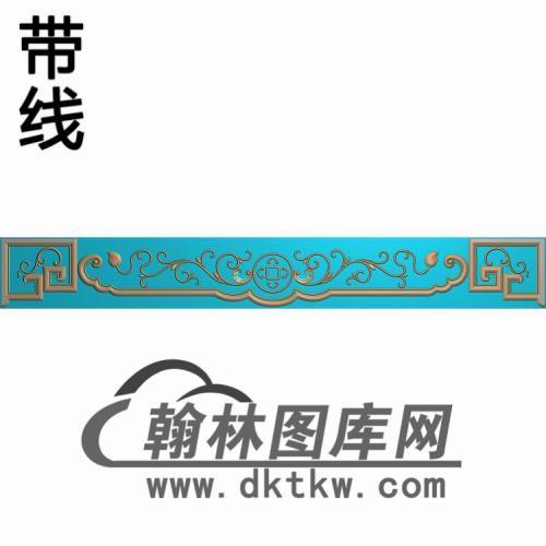 TJYB-1313-清风牙2精雕图(YB-115)