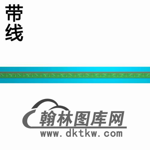 TJYB-1318-牙板精雕图(YB-118)