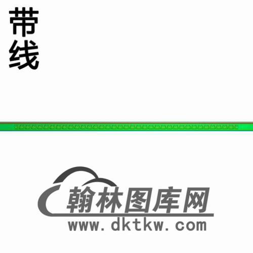 TJYB-1321-牙板精雕图(YB-121)