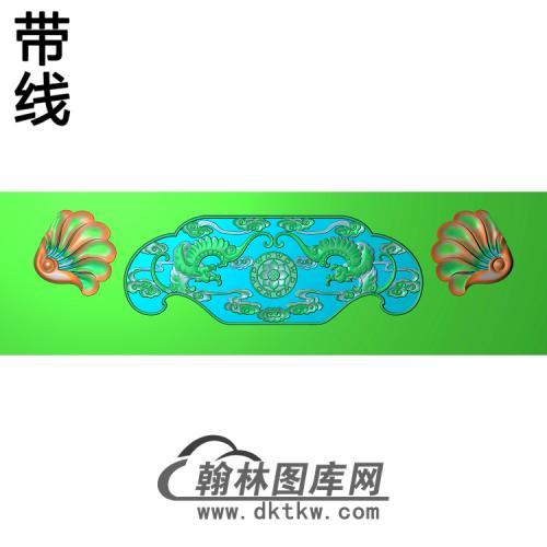 福禄寿沙发椅脑精雕图(YN-060)