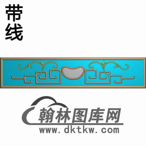 CDB-201-抽斗板精雕图(CTM-007)