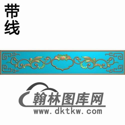 CTKS-0009-吉祥抽斗精雕图(CTM-018)