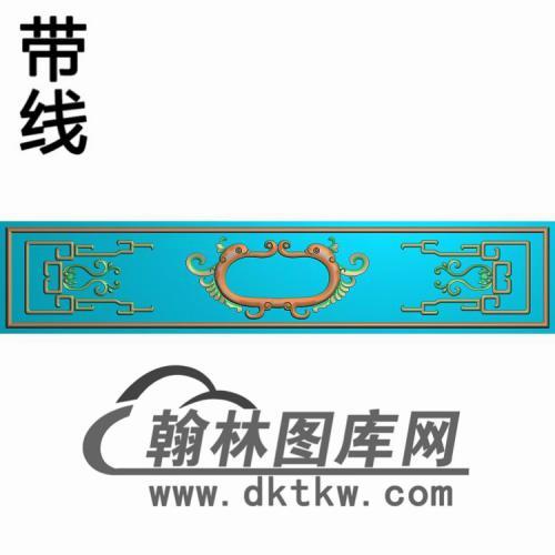 八宝抽斗精雕图(CTM-071)