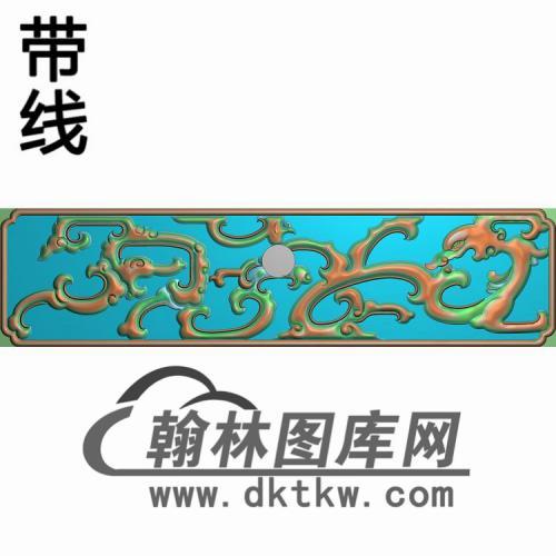抽屉90精雕图(CTM-079)