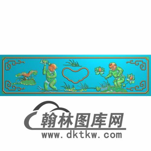 童子手提无线精雕图(CTM-088)