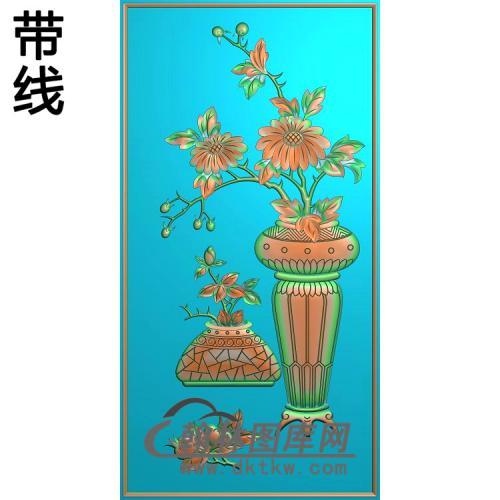 HP-002-花瓶1精雕图(JHP-005)