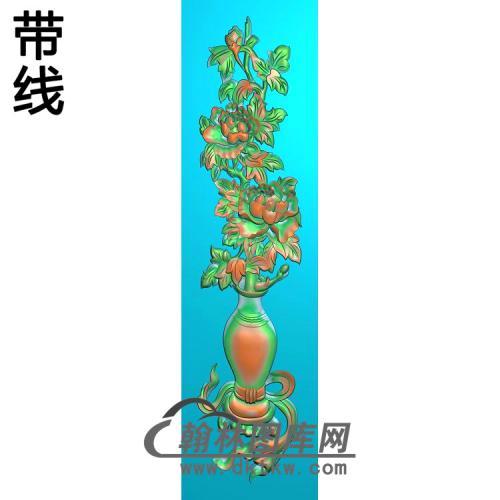 HP-001-花瓶精雕图(MDP-011)