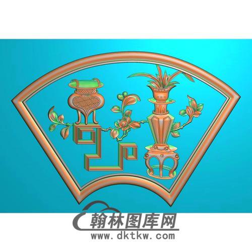 BGJ-451-博古纹2 18wux精雕图(BGP-006)