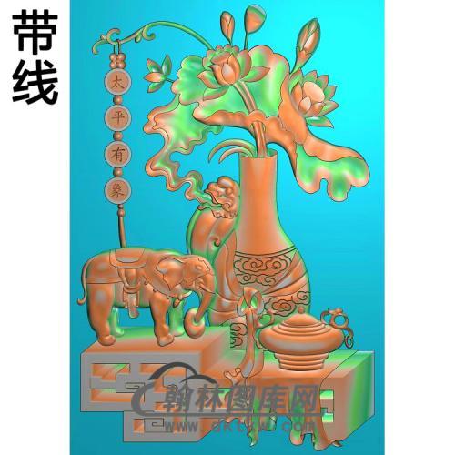 HP-002-太平有象精雕图(QTP-012)