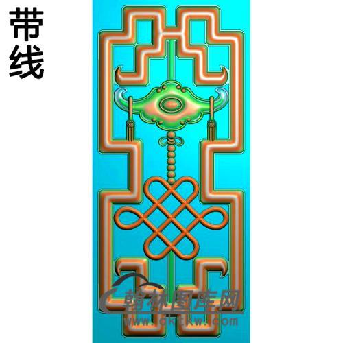 中国节 小弯板精雕图(BF-673)