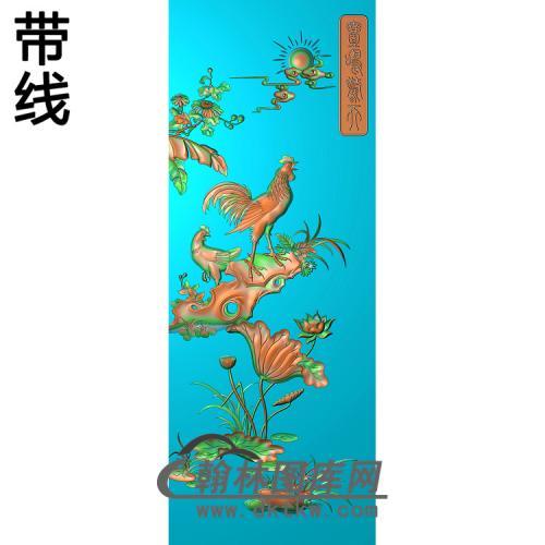 花草动物011_AUTOSAVE精雕图(J-010)