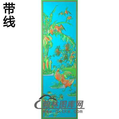 花草动物019_AUTOSAVE精雕图(J-012)