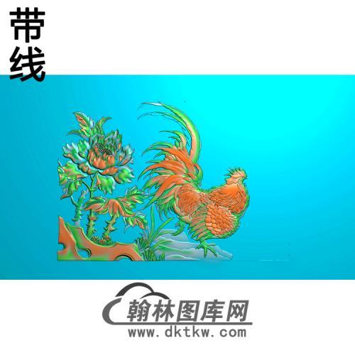 花草动物062_AUTOSAVE精雕图(J-013)