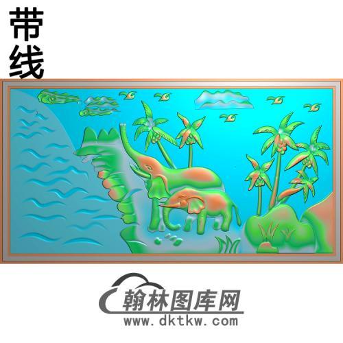 花草动物精雕图004_AUTOSAVE(DX-031)
