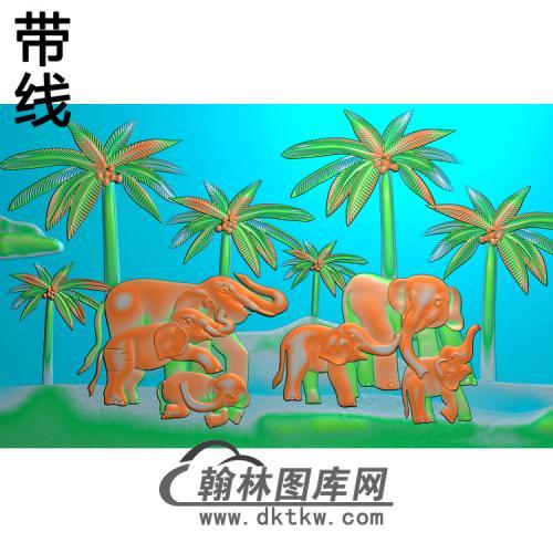 花草动物精雕图039_AUTOSAVE(DX-032)