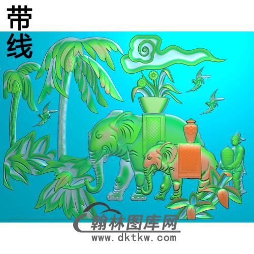 花草动物精雕图043_AUTOSAVE(DX-033)