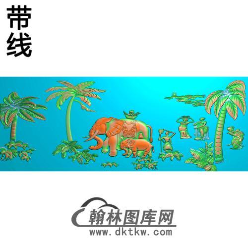 花草动物精雕图046_AUTOSAVE(DX-035)