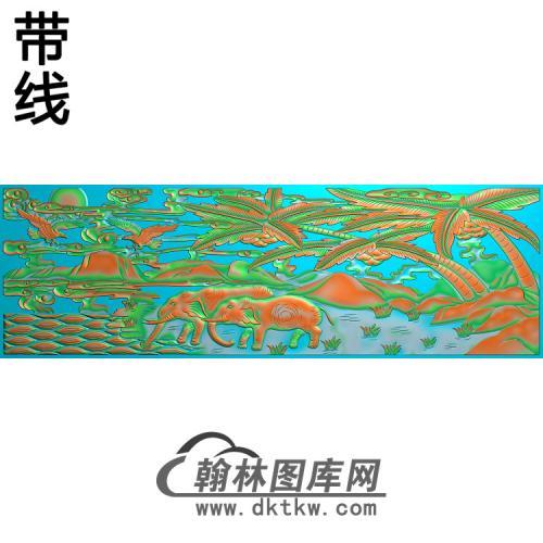 花草动物精雕图050_AUTOSAVE(DX-037)