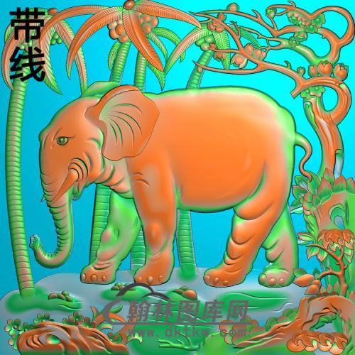 花草动物精雕图053_AUTOSAVE(DX-038)