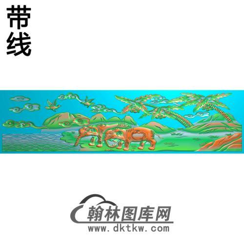 花草动物精雕图054_AUTOSAVE(DX-039)