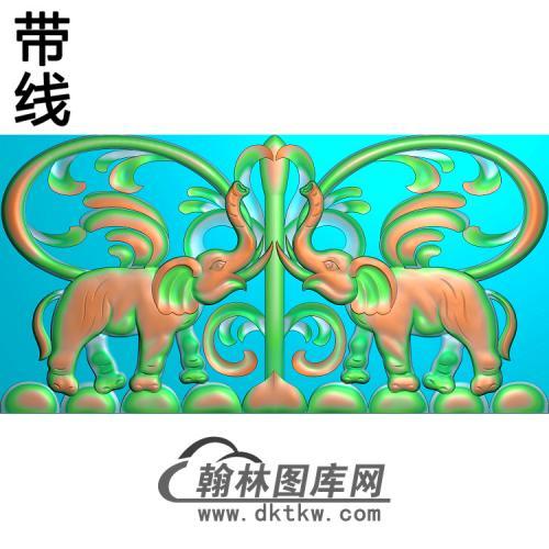 花草动物精雕图060_AUTOSAVE(DX-043)