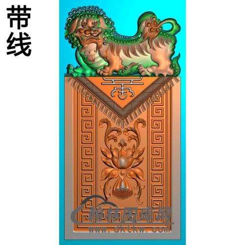 SZ-00001-大奔如意大床边柱96-160精雕图(SZ-017)