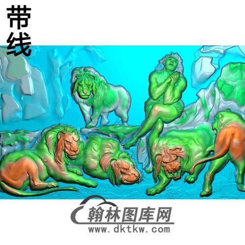 花草动物精雕图001_AUTOSAVE(SZ-035)